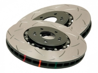 DBA 5000 Series (T3 Slotted) 2-Piece Rotor Set