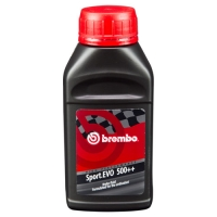 BREMBO EVO 500++ Brake Fluid Street & Track (Dry Boil Point 520F - Wet Boil Point 336F)