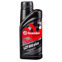 BREMBO LCF Brake Fluid For All Racing Applictions (Dry Boil Point 601F - Wet Boil Point 399F)