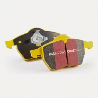 EBC YellowStuff 4000 Series Street, Race & Track Pad Set