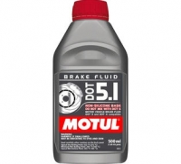MOTUL DOT 5.1 Brake Fluid Street & Track (Dry Boil Point 522°F - Wet Boil Point 365°F)