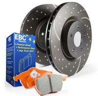 EBC Stage 8 Super Truck Kit