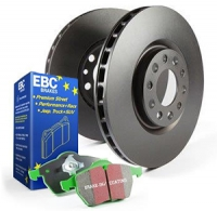 EBC Stage 14 Light Truck/SUV Kit