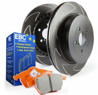 EBC Stage 7 Race Brake Kit